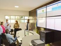 Vitória da Conquista tem central que monitora iluminação pública