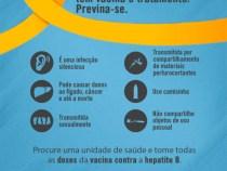 Julho Amarelo: Prefeitura lança campanha de combate às hepatites virais