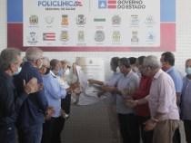 Em Brumado, Rui entrega Policlínica Regional de Saúde para atender 16 cidades