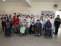 CEMERF realiza mutirão para a doação de cadeiras de rodas