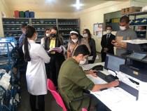 Vereadores visitam Hospital Esaú Matos: irregularidades apontadas em auditoria