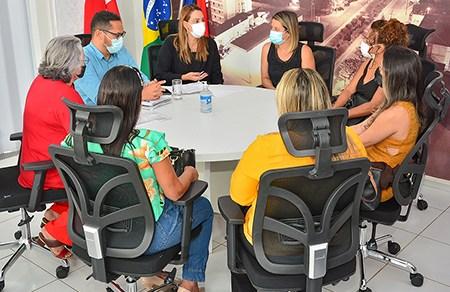 Governo reforça compromisso com pautas do Conselho Municipal da Mulher