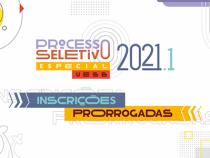 Inscrições do Processo Seletivo Especial 2021.1 da UESB somente até esta segunda