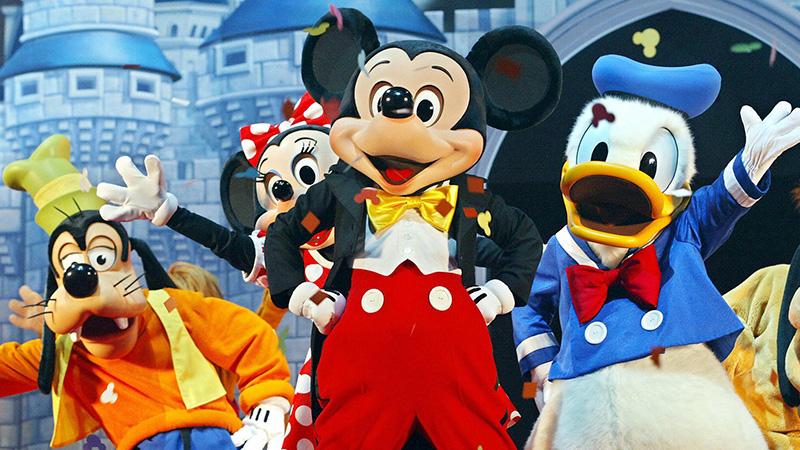 Modelo Disney