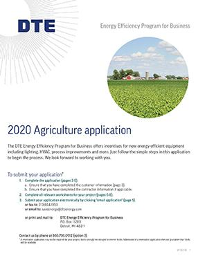 Agriculture Application