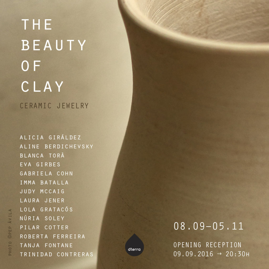 160830_dterra_flyer_THE BEAUTY OF CLAY_w-1