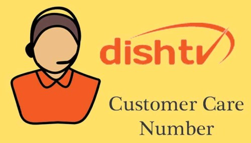 Dish TV Customer Care Toll Free Number