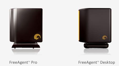 Seagate FreeAgent External Hard Drive