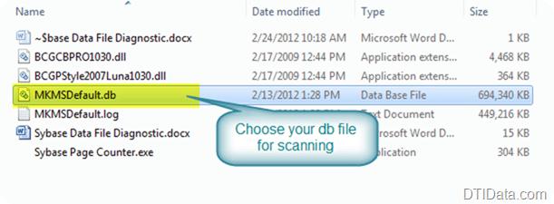 sybase-file-choose-db