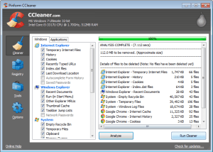 CCleaner hacked with Malware