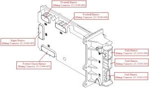 Business Class M2 106  Bulkhead Module