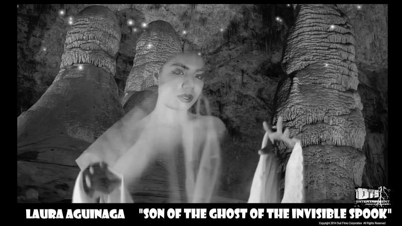 "Lobby Card for the DTS Entertainment Comedy Film, ""Son of the Ghost of the Invisible Spook"""