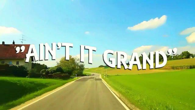 "Derek Taylor Shayne is: ""Ain't It Grand"" – Official Trailer"