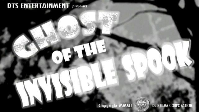 """Ghost of the Invisible Spook"""