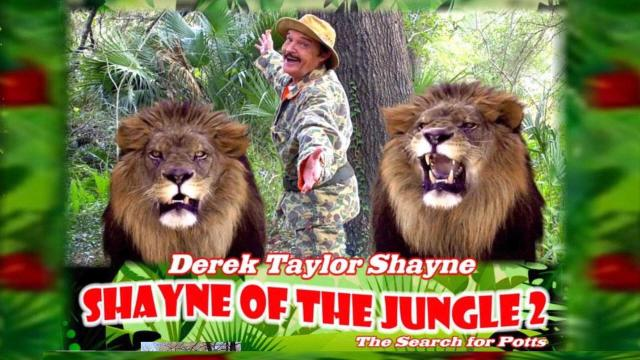 Shayne of the Jungle 2: The Search For Potts