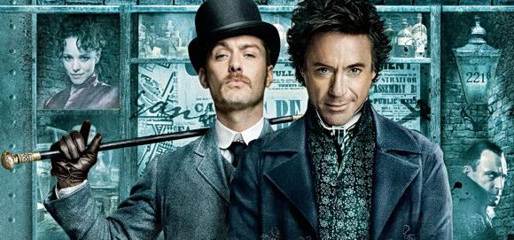 Sherlock Holmes Blu-Ray 2010