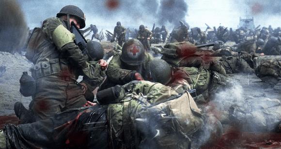 il faut sauver le soldat ryan blu-ray dts-hd master audio