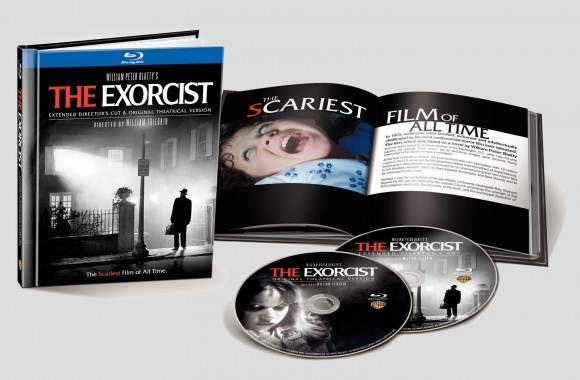 The Exorcist Blu-Ray warner
