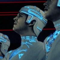 TRON: Test Blu-Ray (zone A)