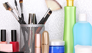 Cosmetics Freight Shipping Services