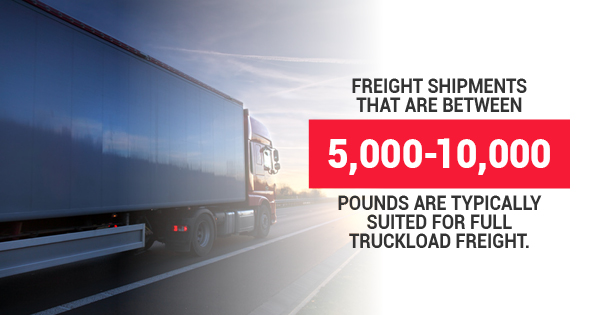 truckload shipping rates