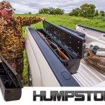 Du Ha Humpstor Innovative Exterior Storage Tool Box Gun Case For Truck Beds
