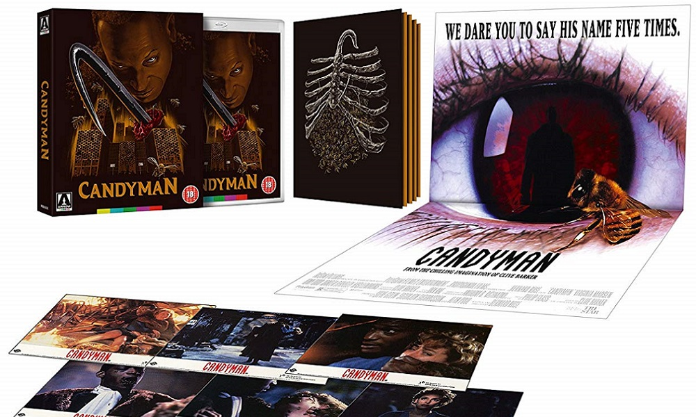 Arrow Video Releasing Stunning Candyman Limited Edition