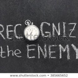 Enemy spell