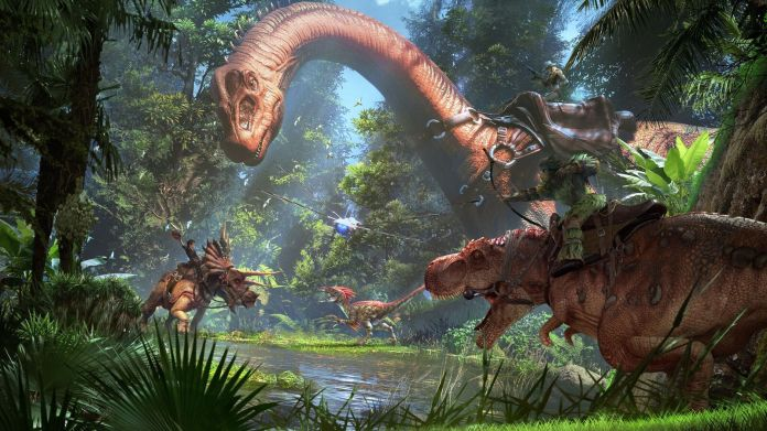 Ark Survival Evolved Fps And Resolution On Xbox One X Shared Dev Blames Sony On Lack Of Cross Play