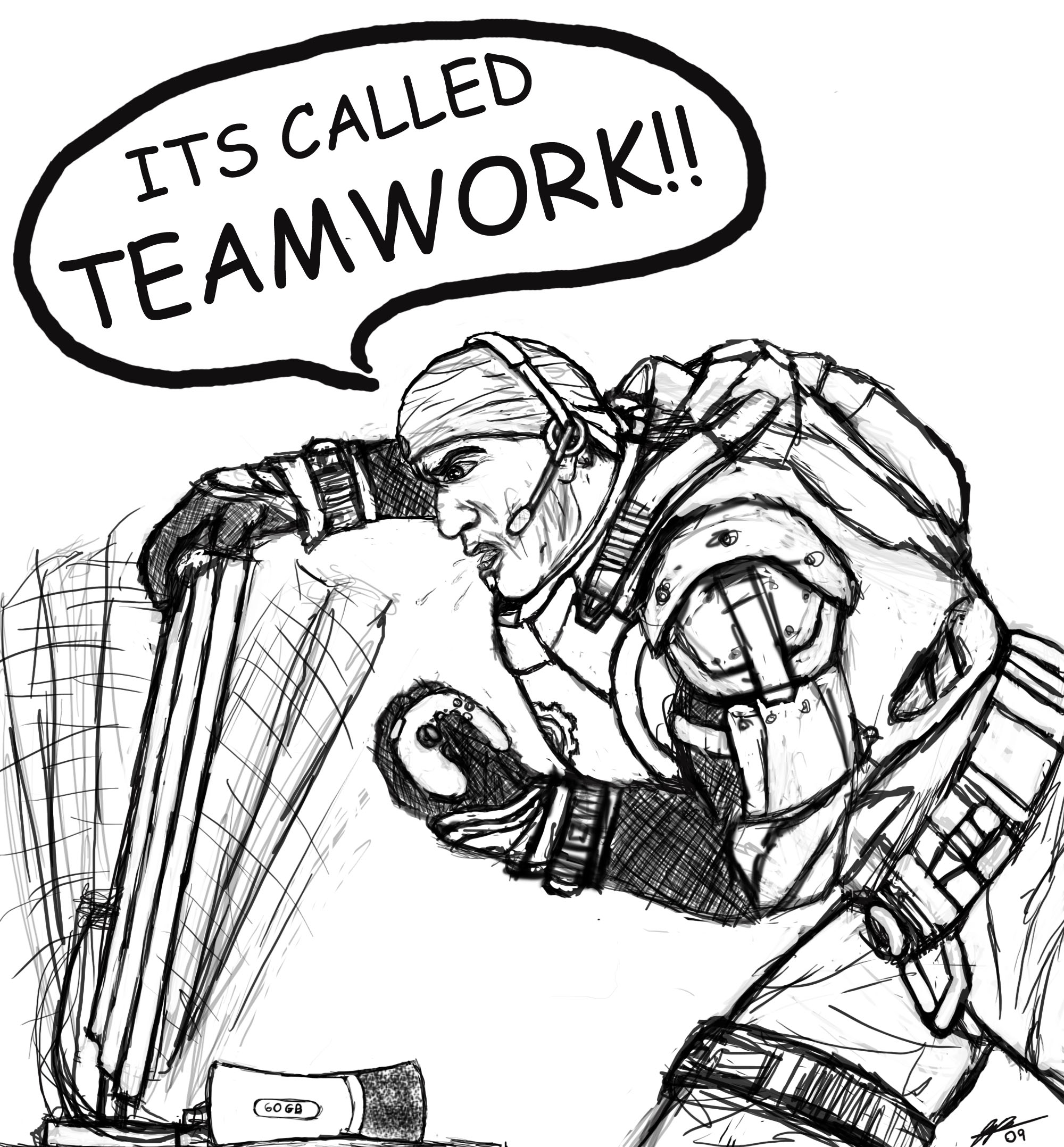 Is There A Lack Of Communication And Teamwork In Online