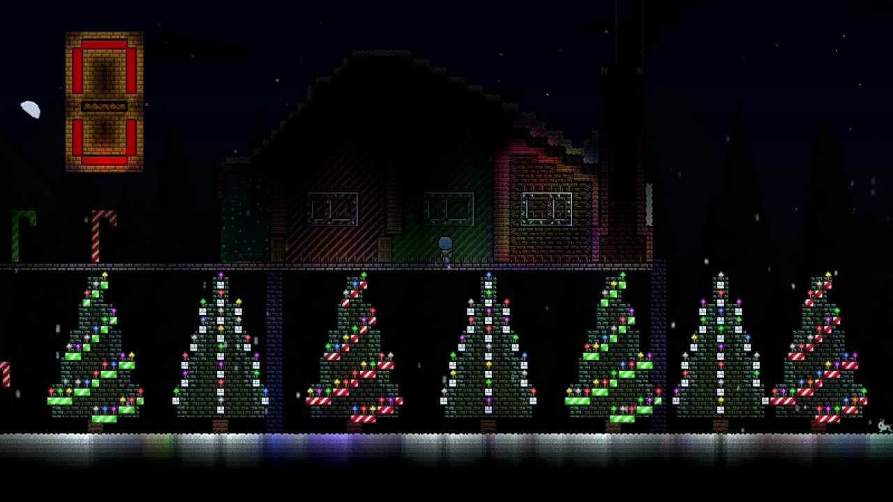 Terraria Is Giving Away In Game Goodies Until December