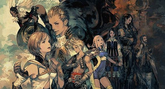 PS4 Exclusive Final Fantasy XII The Zodiac Age Gets Lovely Key Art By Akihiko Yoshida