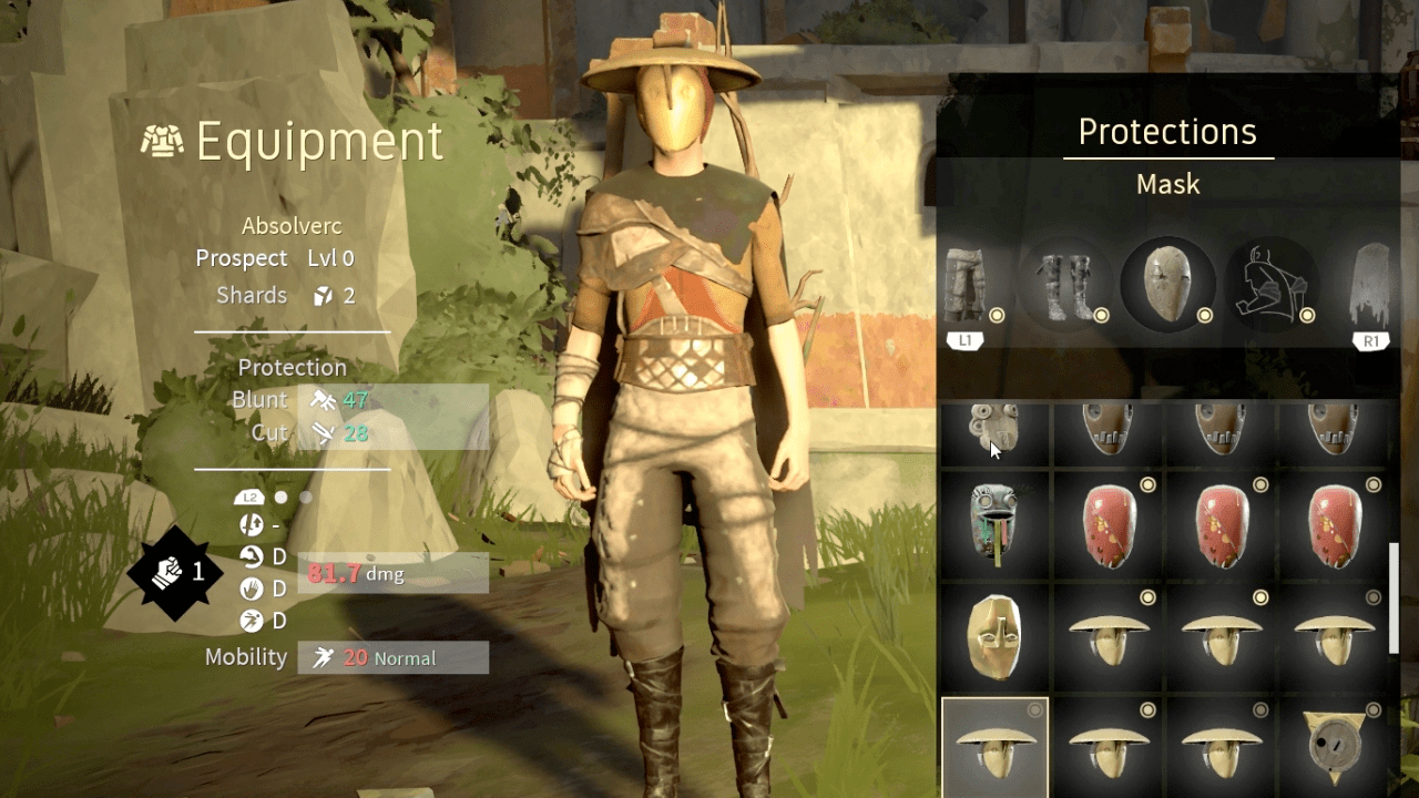 Absolver Details Its Deep Character Customization In New