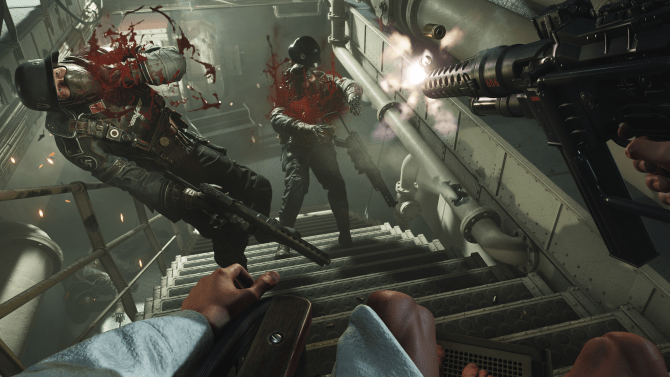 Wolfenstein II: The New Colossus Review -- One of the Generation's Best Shooters