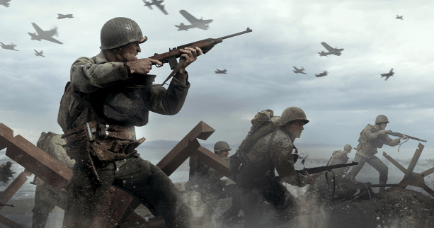 Image result for Call of Duty WWII