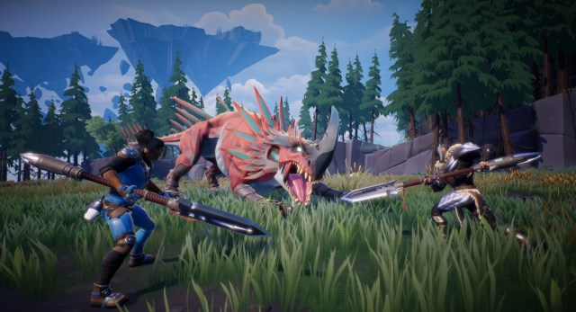 Dauntless Is Shaping Up to Be One of the Best Free-To-Play