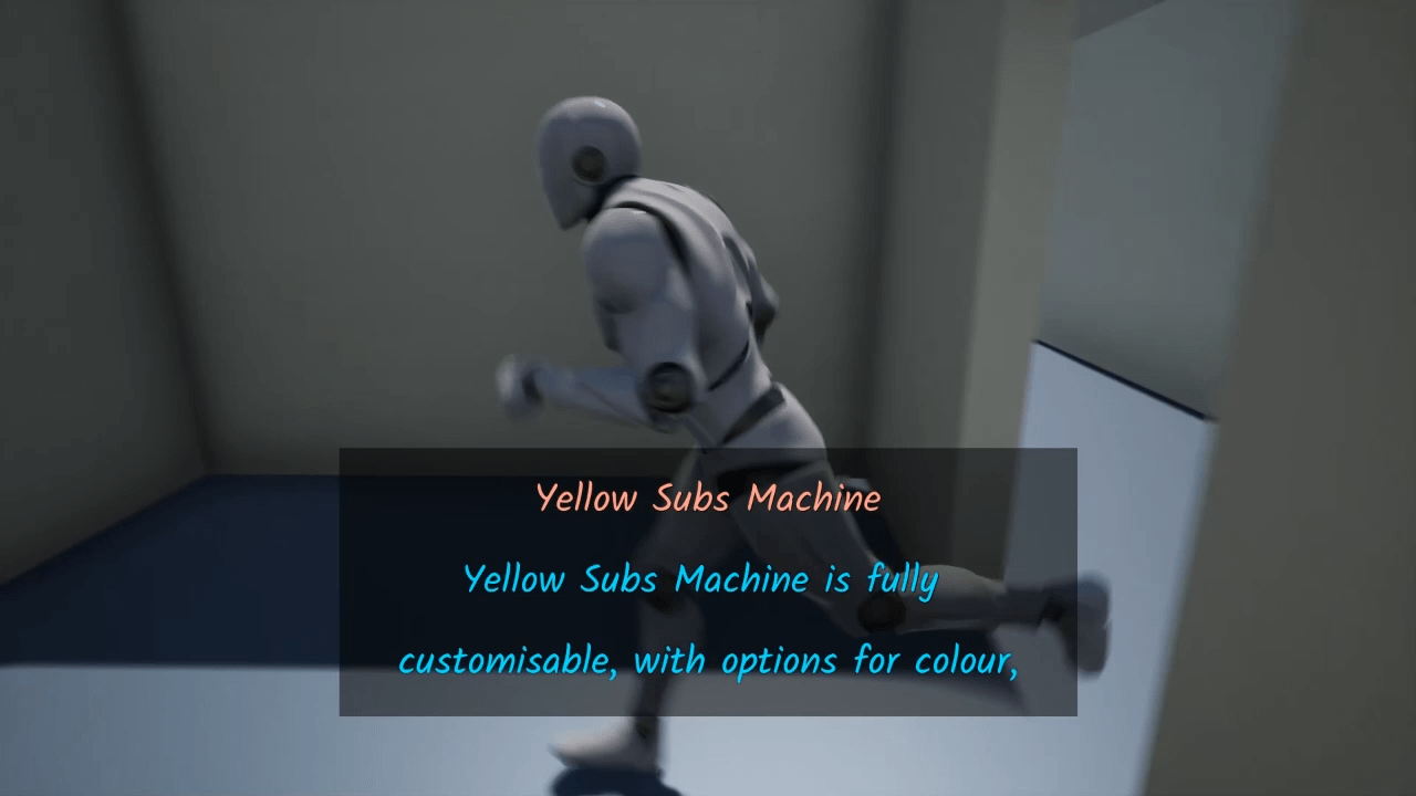 yellow subs machine subtitles accessibility