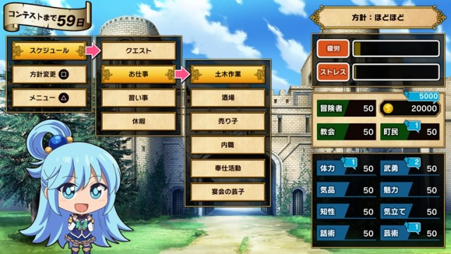 KonoSuba PS4 RPG Gets Delayed, New Details on
