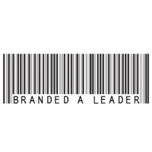 Branded a Leader logo