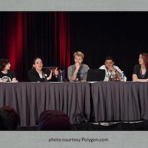 Pax East 2014 Panel