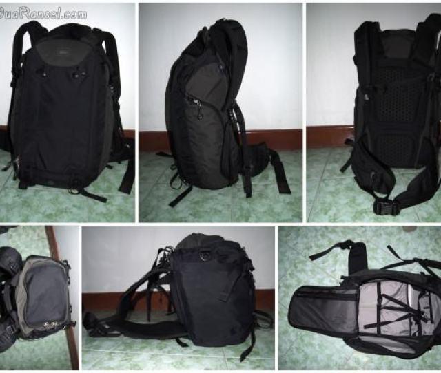 Rei Vagabond Tour  Travel Pack Backpack Ransel Ryan