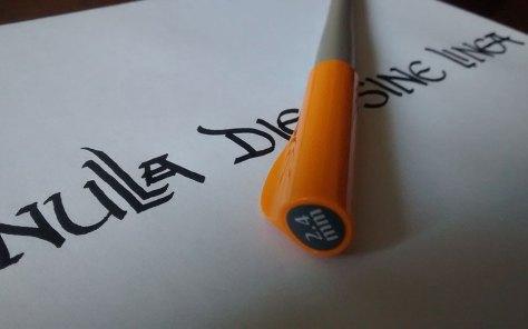 Pilot Parallel Pen 2,4mm
