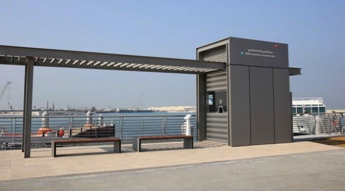 Dubai Water Canal Marine Station