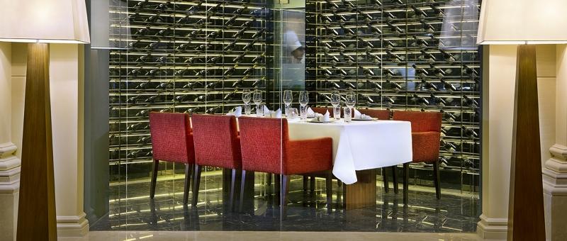 The Ritz Carlton Abu Dhabi Grand Canal Restaurant