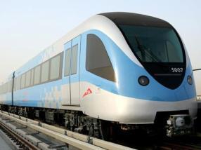 Dubai Metro Green Line Opens