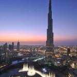 Armani Hotel in Dubai Burj Khalifa