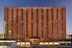 Arabian Courtyard Hotel in Dubai