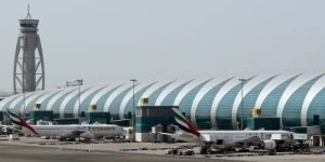 Dubai Airport set to be World's number 2 this year