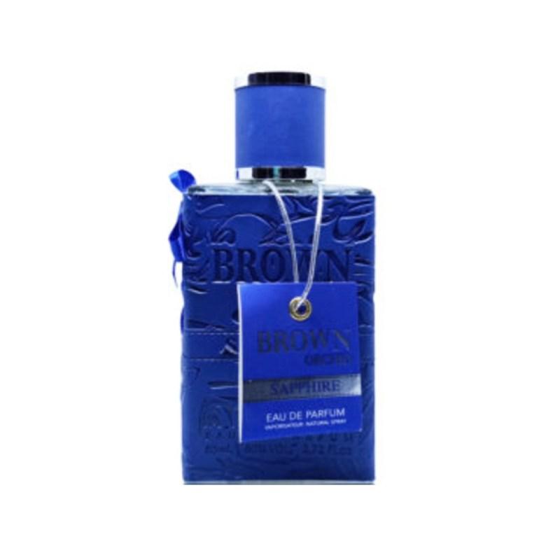Brown Orchid Sapphire, parfum arabesc barbatesc fresh