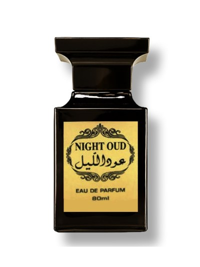Parfum Night Oud Fragrance World